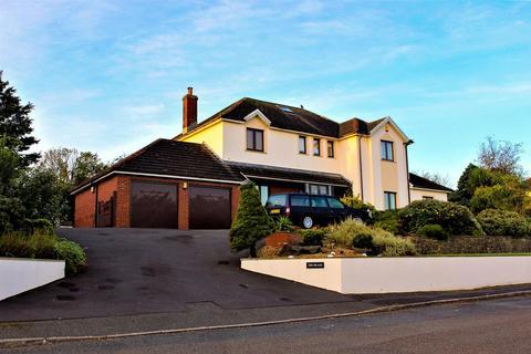 4 bedroom detached house for sale - 5 Douglas James Close, Haverfordwest