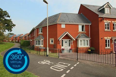 3 bedroom terraced house for sale - Heraldry Way, Kings Heath, Exeter