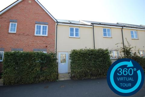 2 bedroom terraced house for sale - Younghayes Road, Cranbrook, Exeter