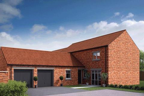4 bedroom detached house for sale - The Heathlands, Skipwith, Selby