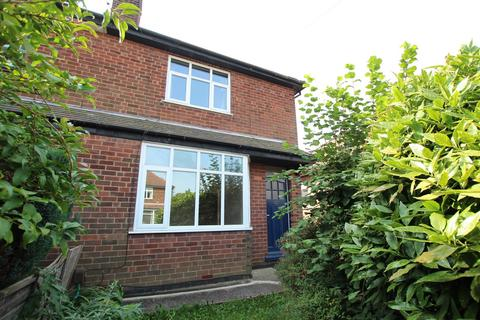 2 bedroom semi-detached house to rent - Derry Hill Road, Redhill, Nottingham