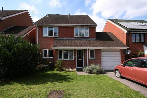 4 bedroom house for sale - Birchen Close, Woodcote, Reading