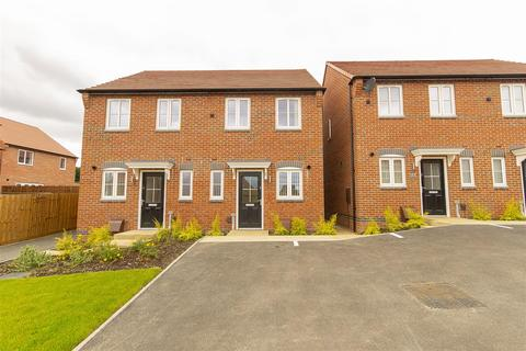 2 bedroom semi-detached house for sale - Baker Place, Wingerworth, Chesterfield