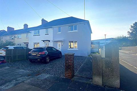 2 bedroom end of terrace house for sale - Portfield Avenue, Haverfordwest