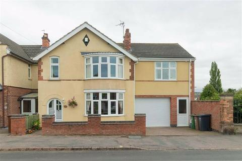 5 bedroom detached house for sale - Seagrave Road, Sileby, LE12