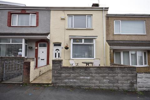 3 bedroom terraced house for sale - Ysgol Street, Port Tennant, Swansea