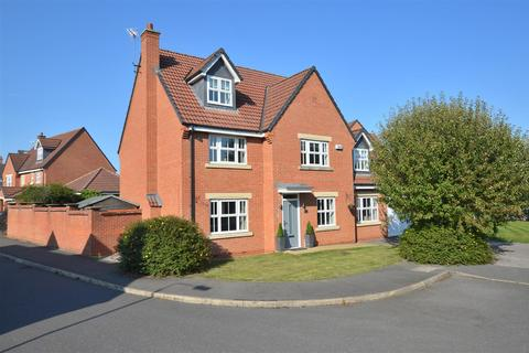 5 bedroom detached house for sale - Coppice End Road, Allestree, Derby