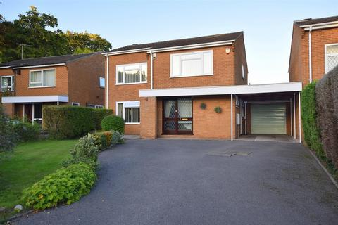 4 bedroom detached house for sale - Palm Close, Littleover, Derby