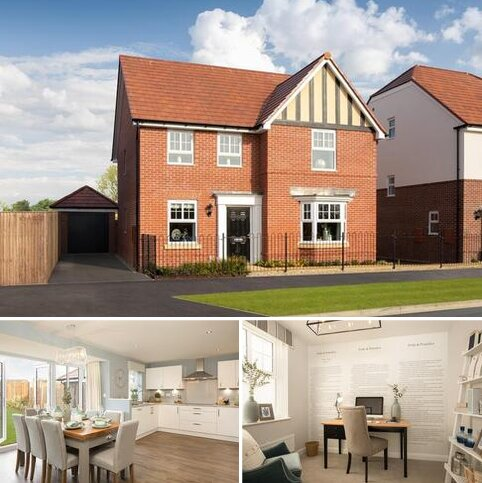4 bedroom detached house for sale - Plot 40, Barrow at High Elms Park, Lower Road, Hullbridge, HOCKLEY SS5