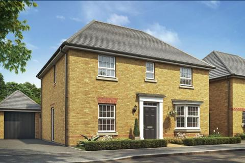 4 bedroom detached house for sale - Plot 4, Bradgate at Stotfold Park, Taylors Road, Stotfold, HITCHIN SG5
