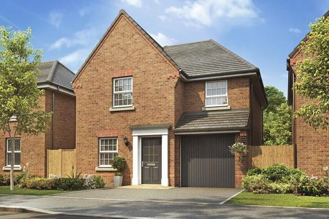 3 bedroom detached house for sale - Plot 68, Abbeydale at Stotfold Park, Taylors Road, Stotfold, HITCHIN SG5