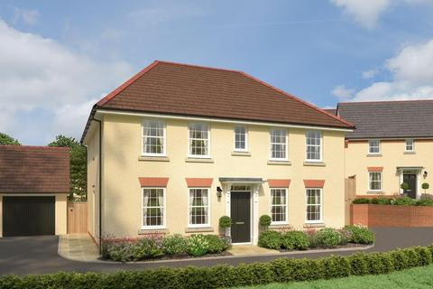 4 bedroom detached house for sale - Plot 66, CHELWORTH at Raleigh Holt, Northfield Lane, Pilton, BARNSTAPLE EX31
