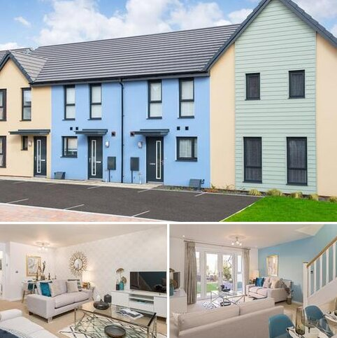 2 bedroom terraced house for sale - Plot 394, Richmond at Waterside @ The Quays, Rhodfa Cambo, Barry CF62