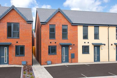 3 bedroom terraced house for sale - Plot 389, Maidstone at Waterside @ The Quays, Rhodfa Cambo, Barry CF62