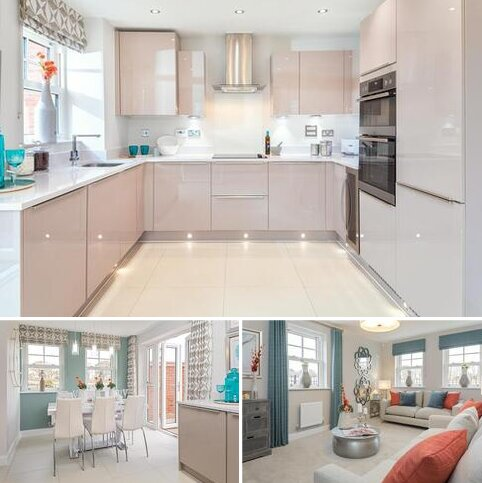 4 bedroom semi-detached house for sale - Plot 95, Hesketh at Northfields Park, Off Hayes Way, Patchway BS34