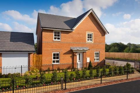 4 bedroom detached house for sale - Plot 242, ALDERNEY at Newton's Place, Penrhyn Way, Grantham, GRANTHAM NG31