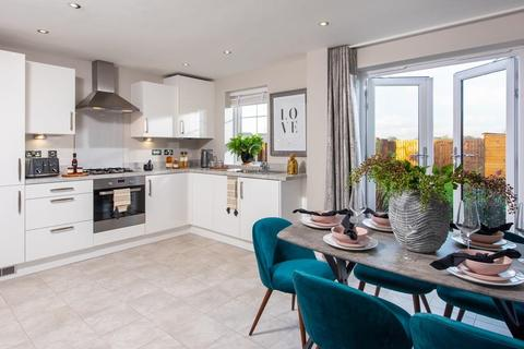 3 bedroom end of terrace house for sale - Plot 38, Maidstone at Queens Court, Voase Way (Access via Woodmansey Mile), Beverley, BEVERLEY HU17