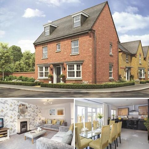 4 bedroom detached house for sale - Plot 25, HERTFORD at Galloway Grange, Dixon Drive, Chelford, MACCLESFIELD SK11