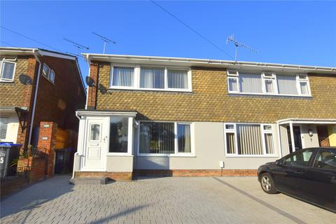 3 bedroom end of terrace house for sale - Abbotts View, Lancing, West Sussex, BN15