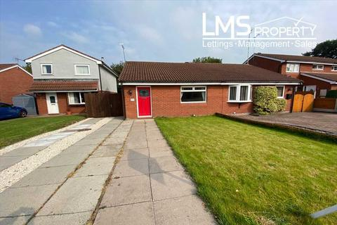 2 bedroom bungalow for sale - Rydal Close, Winsford