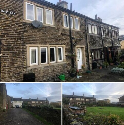 2 bedroom terraced house to rent - Daisy Lea, Outlane, Huddersfield HD3