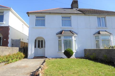 3 bedroom semi-detached house - Litchard Cross, Litchard, Bridgend. CF31 1NZ