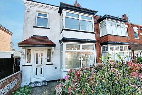 3 bedroom end of terrace house for sale - Welwyn Park Road, Hull, East Yorkshire, HU6