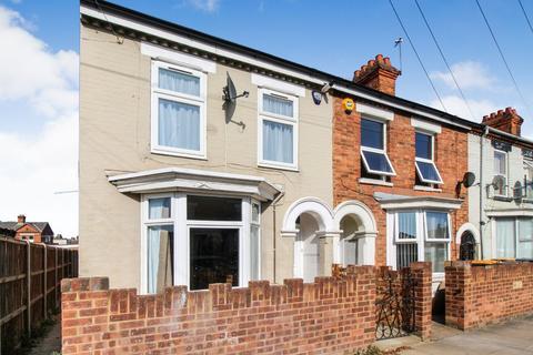 4 bedroom end of terrace house to rent - Ridgmount Street, Bedford