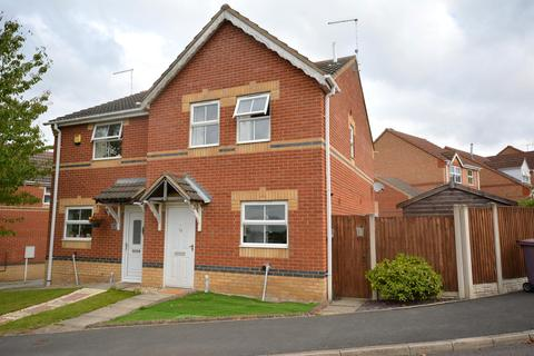 3 bedroom semi-detached house for sale - Merlin Avenue, Bolsover, Chesterfield, S44 6QF