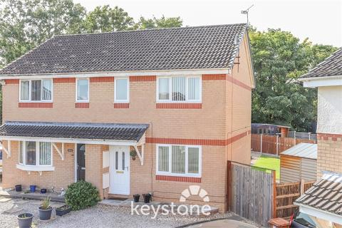 3 bedroom semi-detached house for sale - Monet Close, Connah's Quay, Deeside. CH5 4WE