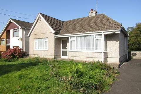3 bedroom detached bungalow for sale - Pontardawe Road, Clydach, Swansea, City And County of Swansea.