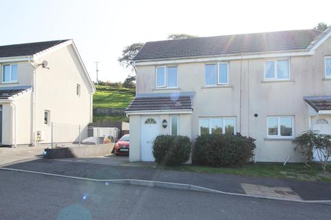 3 bedroom semi-detached house to rent - Heol Llwynffynon, Llangeinor CF32 8PR
