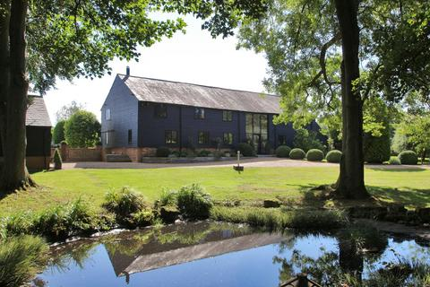 6 bedroom barn conversion for sale - Stede Hill, Harrietsham, Maidstone, Kent, ME17