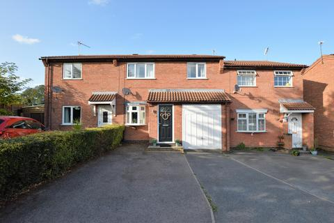 3 bedroom townhouse for sale - Saxondale Road, Wigston, LE18 3SY
