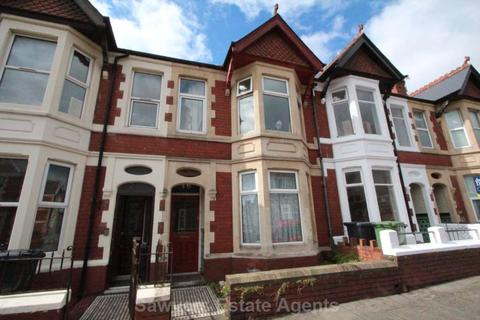 1 bedroom in a house share to rent - Lisvane Street, Cathays