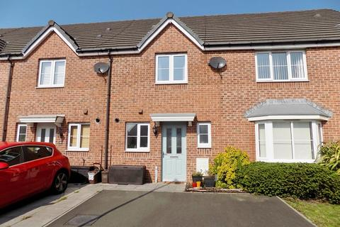 2 bedroom terraced house for sale - Wood Green, Cefn Glas, Bridgend . CF31 4DY