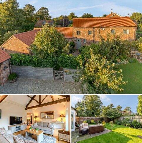 4 bedroom detached house for sale - Back Lane, Green Hammerton, York, YO26