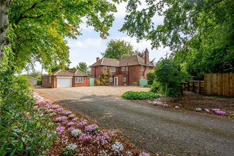 4 bedroom detached house for sale - York Road, Deighton, York, YO19