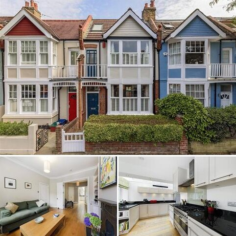 4 bedroom terraced house for sale - Brackley Road, Chiswick, London, W4