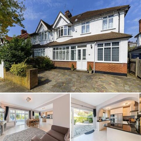 5 bedroom semi-detached house for sale - Kinnaird Avenue, Chiswick, London, W4