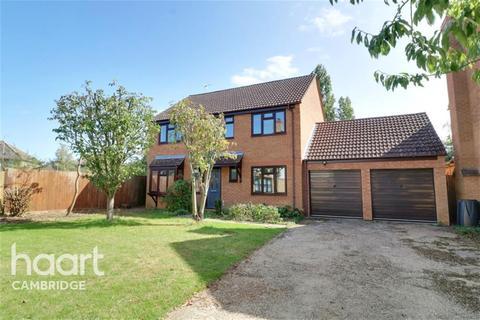 4 bedroom terraced house to rent - Hopkins Close, Cambridge