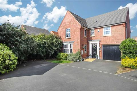 4 bedroom detached house for sale - Titus Way, North Hykeham, Lincoln