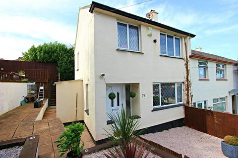 3 bedroom end of terrace house for sale - Colley Crescent, Paignton
