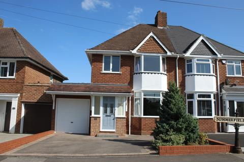 3 bedroom semi-detached house to rent - Summerfield Road, Solihull
