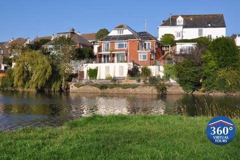 4 bedroom detached house for sale - A wonderful waterside home in Countess Wear