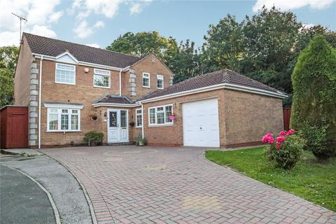 4 bedroom detached house for sale - Normandy Close, Glenfield, Leicester, LE3