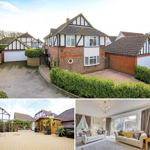 4 bedroom detached house for sale - Greenwood Drive, Angmering, West Sussex, BN16