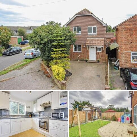 3 bedroom detached house for sale - Lloyd Goring Close, Angmering, West Sussex, BN16