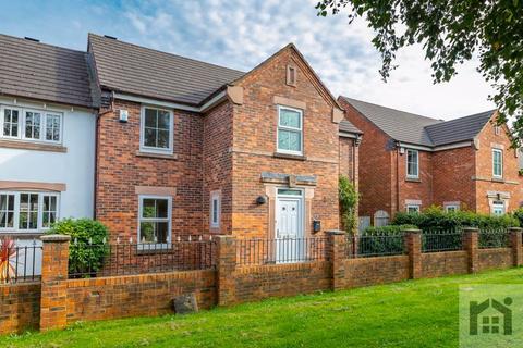 4 bedroom semi-detached house for sale - Jubilee Way, Croston, PR26 9HD