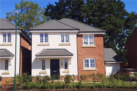 3 bedroom detached house for sale - Plot 185, Pebworth at Highgrove Fields, Seagrave Road, Sileby LE12